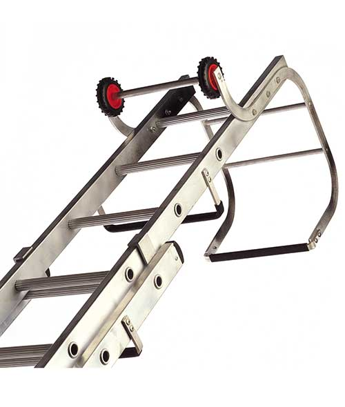 Two Section Roof Ladders