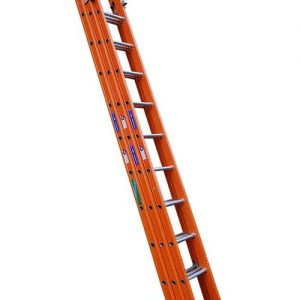 Glassfibre Extension Ladders