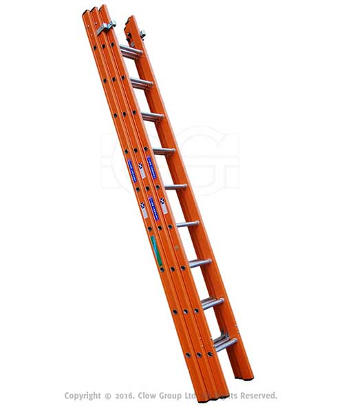 Clow-Aluglas-Triple-Section-AGT-Glassfibre-Extension-Ladder-Push-Up-BS-EN131-Ladders-Direct-500-590