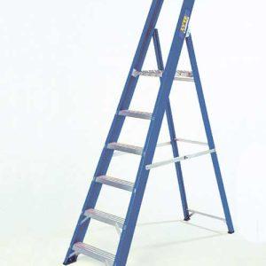 Glassfibre Platform Steps ladder
